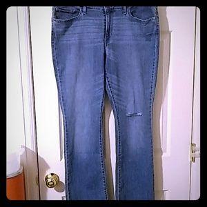 Levis 715 Bootcut Jean